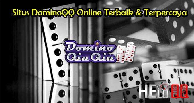 Situs DominoQQ Online Terbaik & Terpercaya
