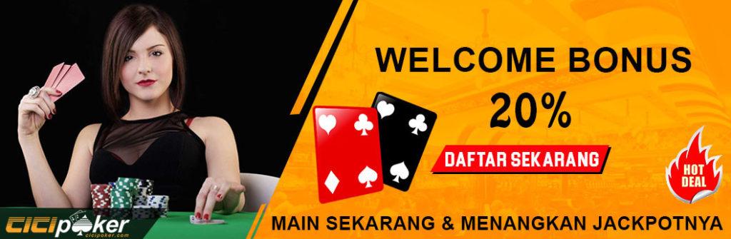 Promo bonus judi poker online resmi